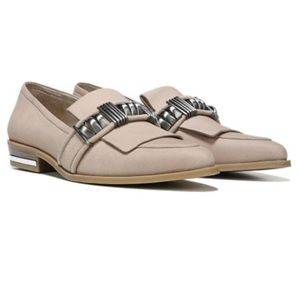 Fergie Portico Ivy Leather Loafer- NWOB 7